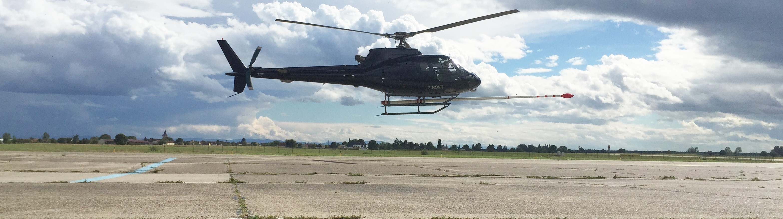 VLF (TOTEM-2A) - Airborne Geophysics